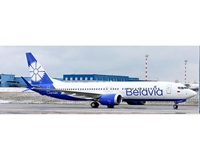 Belavia Belarusian Airlines Boeing 737 MAX 8 EW-528PA (1:400)