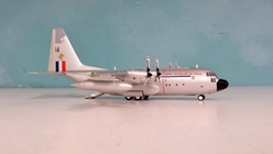 RAAF C-130A Hercules A97-214 (1:200), InFlight 200 Scale Diecast Airliners Item Number IFRAAFC130A